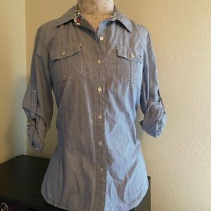 Tommy Hilfiger button down shirt
